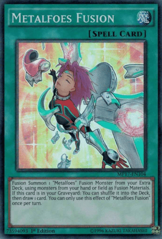 Metalfoes Fusion