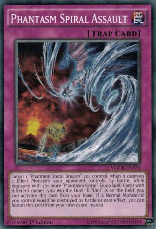 Phantasm Spiral Assault