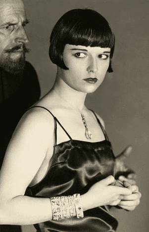 Louise Brooks in the 1920s
