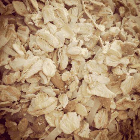 Quaker granola.