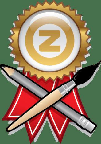 My Zazzle 'best of the day' award.