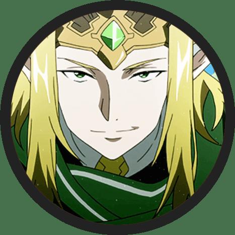 Fairy King Oberon ALO avatar