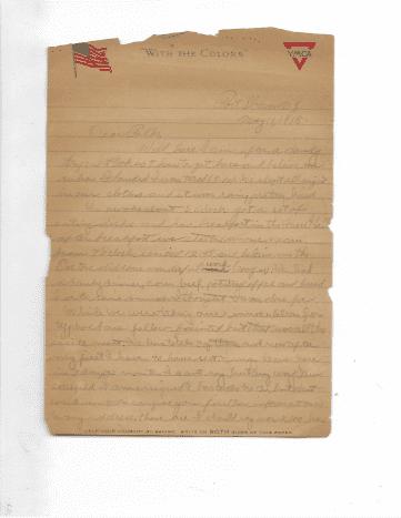 May 1, 1918 Page 1