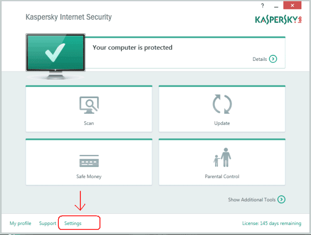 how-to-update-kaspersky-without-internet-connection