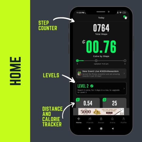StepSetGo App