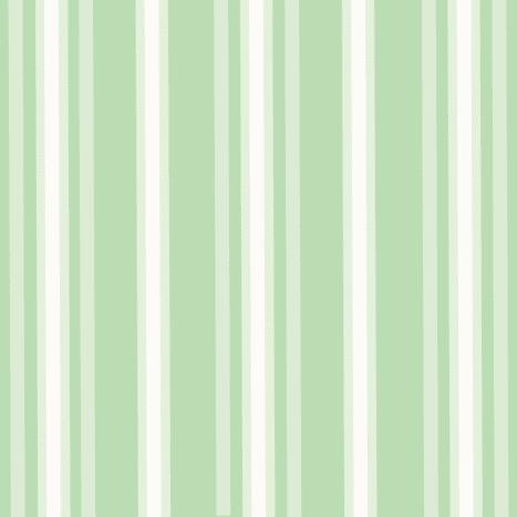 St. Patrick's Day green stripe scrapbook paper