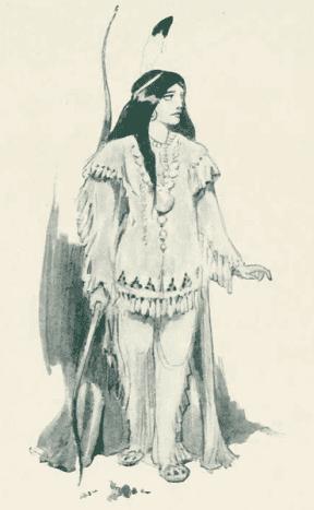 Tiger Lily, 1907