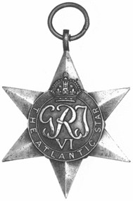 The Atlantic Star: 1939–1945