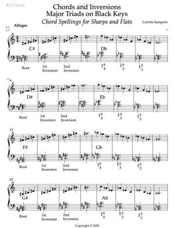 Page 1 of Major Black Keys