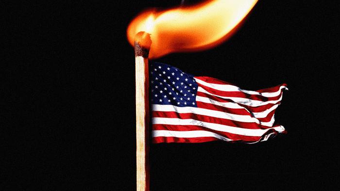 American democracy in Crisis