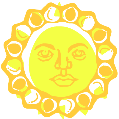 old man sun
