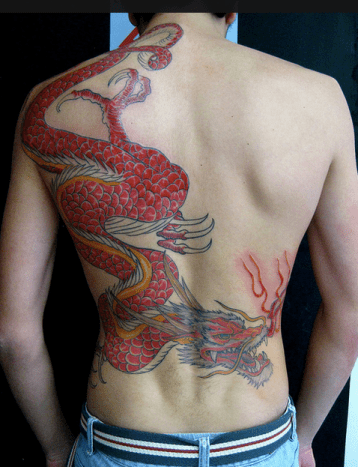 Dragon Tattoo Ideas History And Meaning Chinese And Japanese Designs Tatring Tattoos Piercings