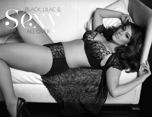 The latest collection of bras and panties featuring Ashley Graham.