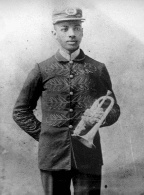 In 1909 a young W.C. Handy stood in the middle of a cigar stand in Pee Wee's saloon on Beale Street and penned what became his first successful blues song.  The decision to make a song title change caused W.C. Handy to earn a title himself.