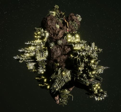 Ork Mega Roks - [Blood Axes Sub-Faction]