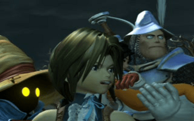 Final Fantasy IX was notorious for its unique artstyle, which deviated greatly from its predecessors.