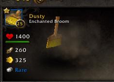 Enchanted Broom