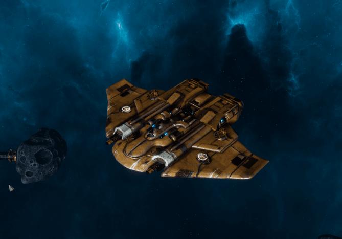 "Tau Protector Fleet Destroyer - ""Warden"" - [T'au Sub-Faction]"