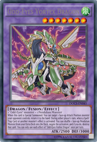 Odd-Eyes Vortex Dragon