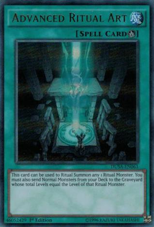 Advanced Ritual Art
