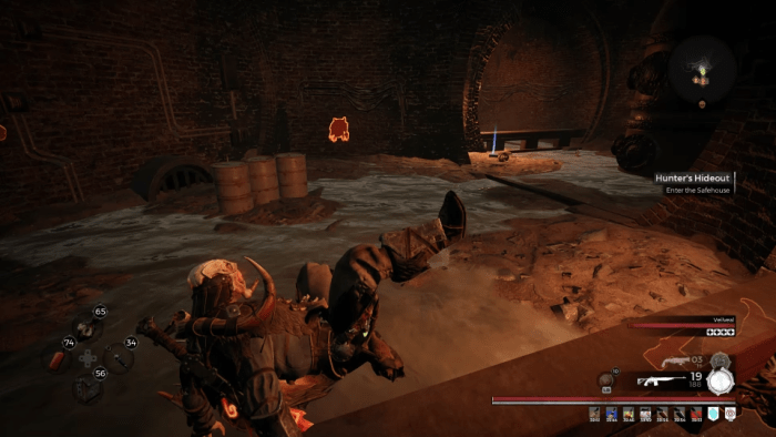 One of the possible Tome of Knowledge locations in Hidden Grotto, found in the main path of travel.