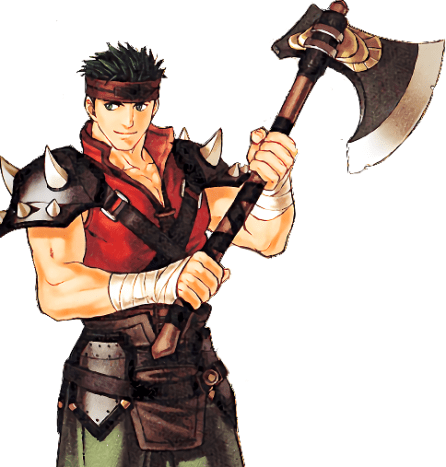 Boyd in Radiant Dawn