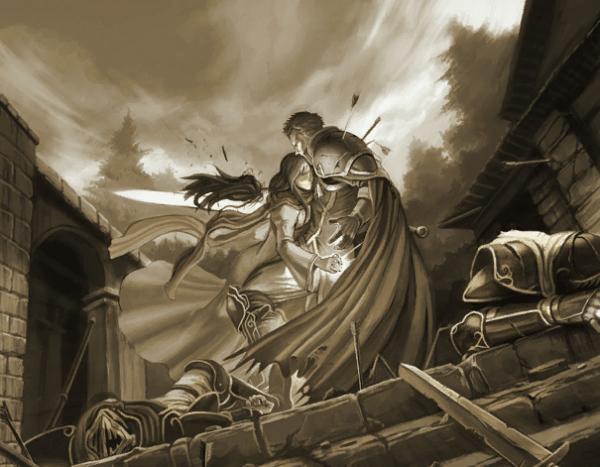 Greil kills Elena