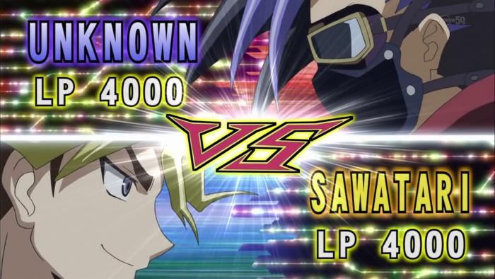 Yuto vs. Sawatari
