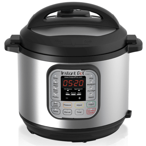 Your Instant Pot or Similar Pressure Cooker: I have the Instant Pot Duo, it's a 6 Quart machine, works flawlessly!