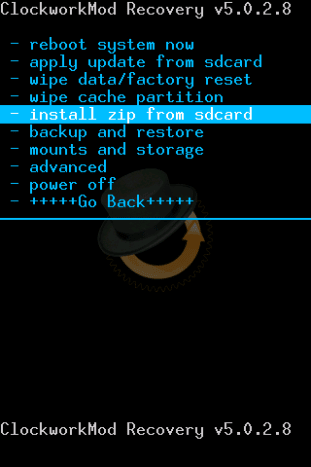 CWM Recovery is one of the most common recovery modes used by android root users.