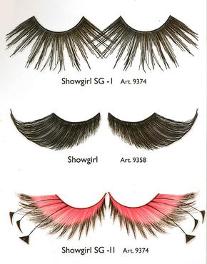 Kryolan 'Showgirl' Range