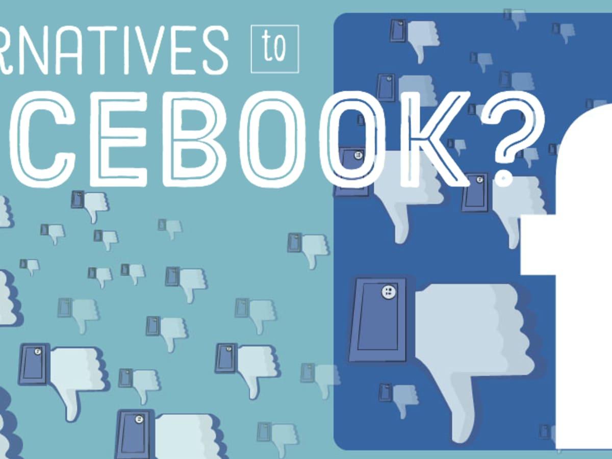 Facebook other options beside Facebook Alternatives: