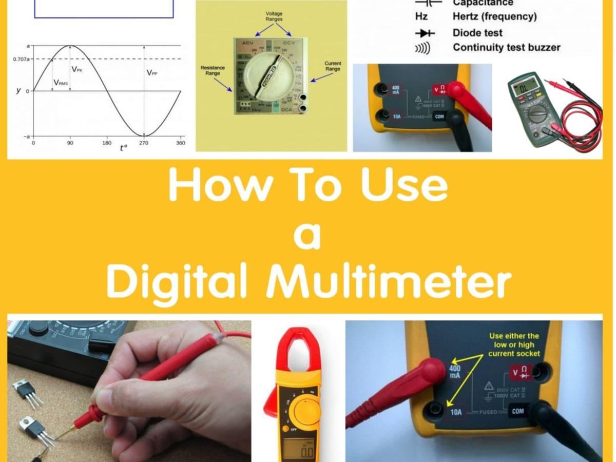 multimeter current tester digital voltmeter ammeter ohmmeter digital multimeter transistor capacitor tester electrical capacitance meter Multimeter digital multimeter