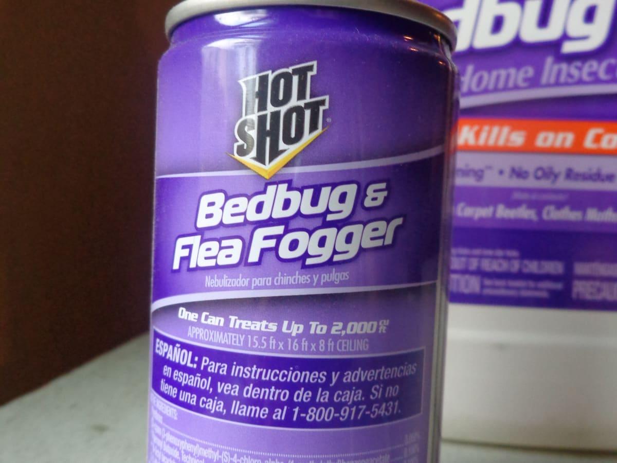 Hot Shot Bed Bug And Flea Fogger Customer Review Dengarden Home And Garden