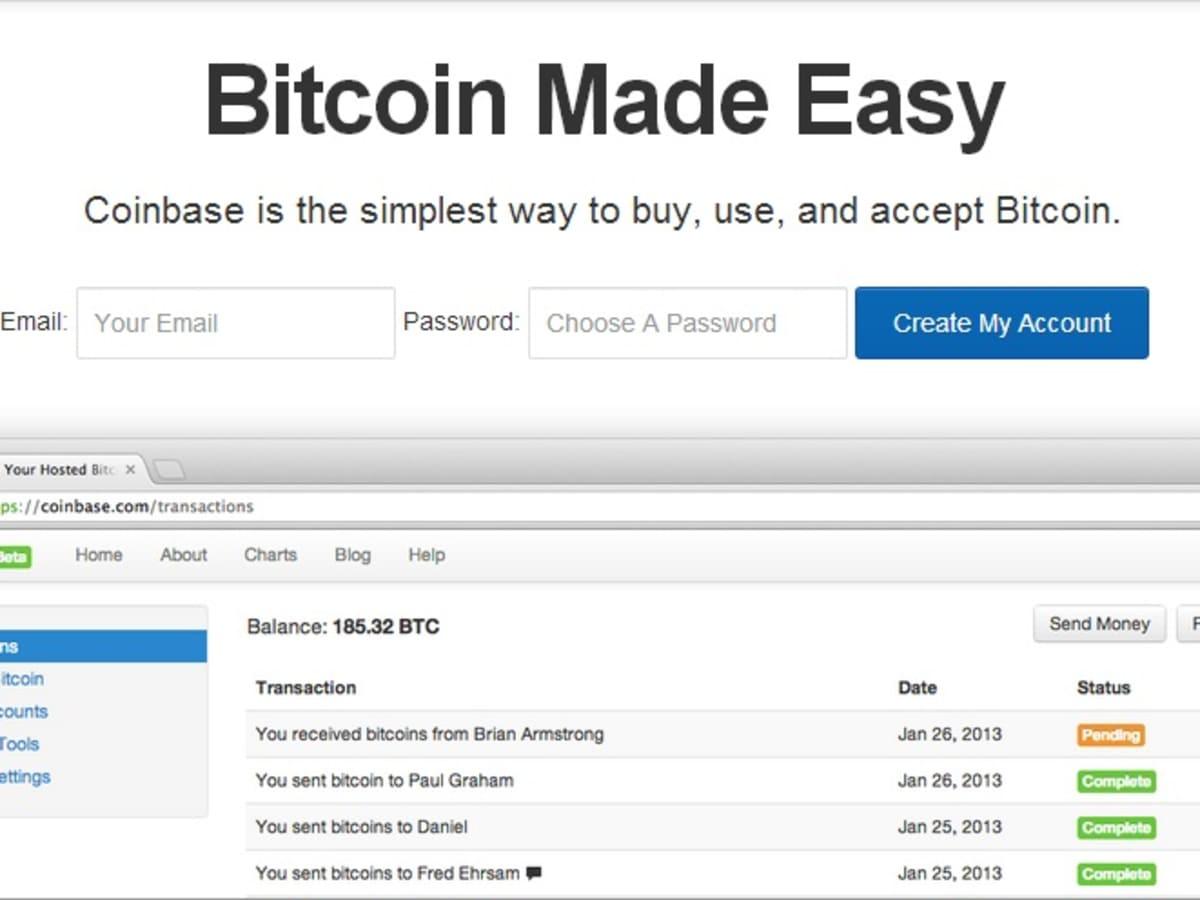 deposito btc a coinbase)