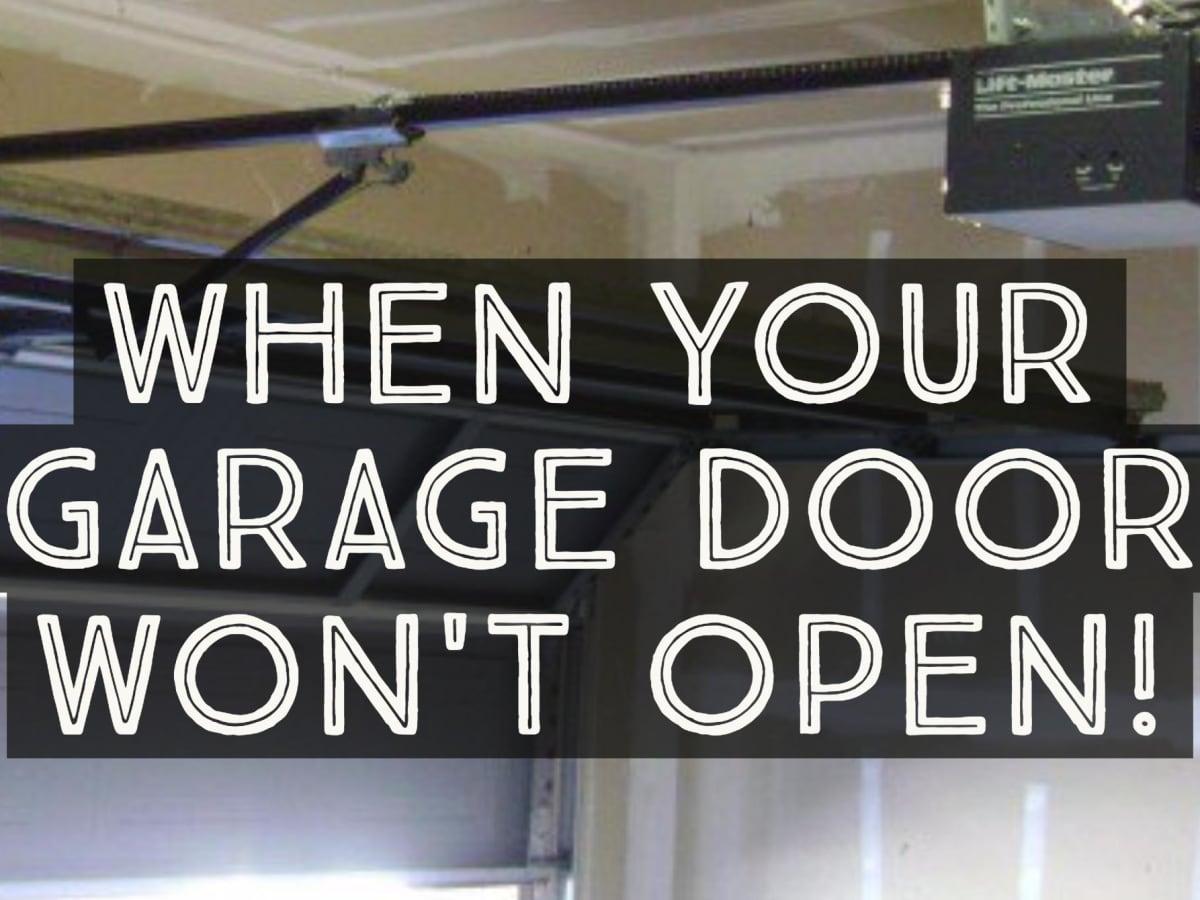 11 Most Common Reasons Why Your Garage Door Won T Open Dengarden