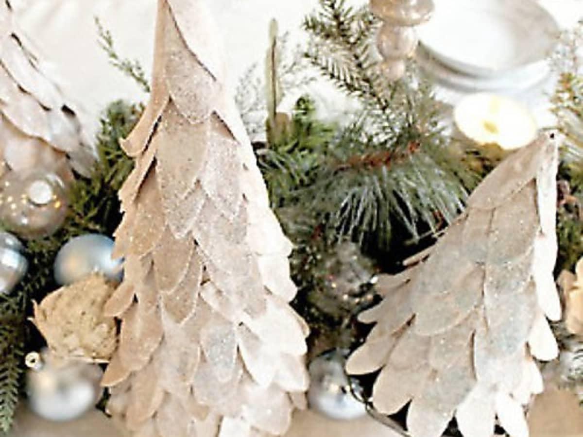 20 Stunning DIY Tabletop Tree Ideas   FeltMagnet