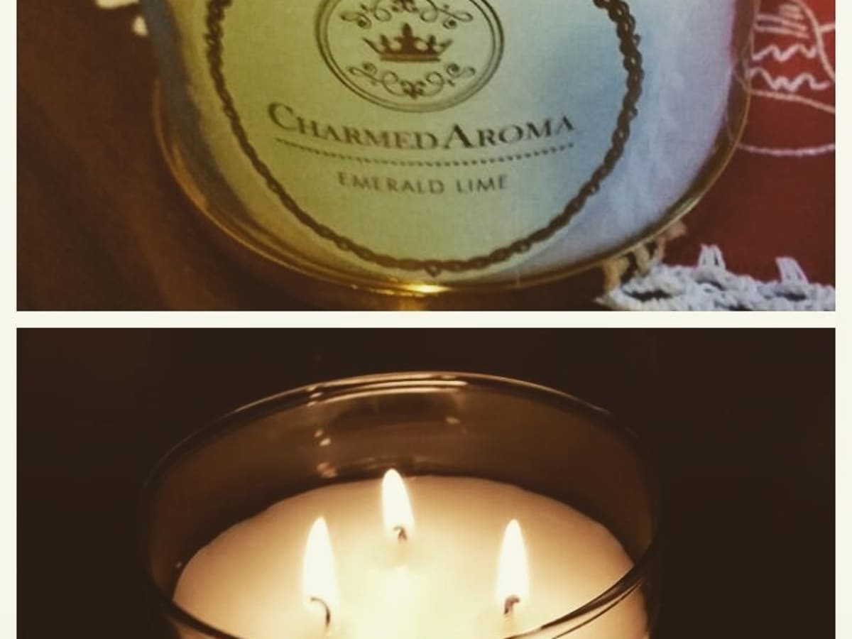 Review Of Charmed Aroma Candles And Rings My Experience Dengarden