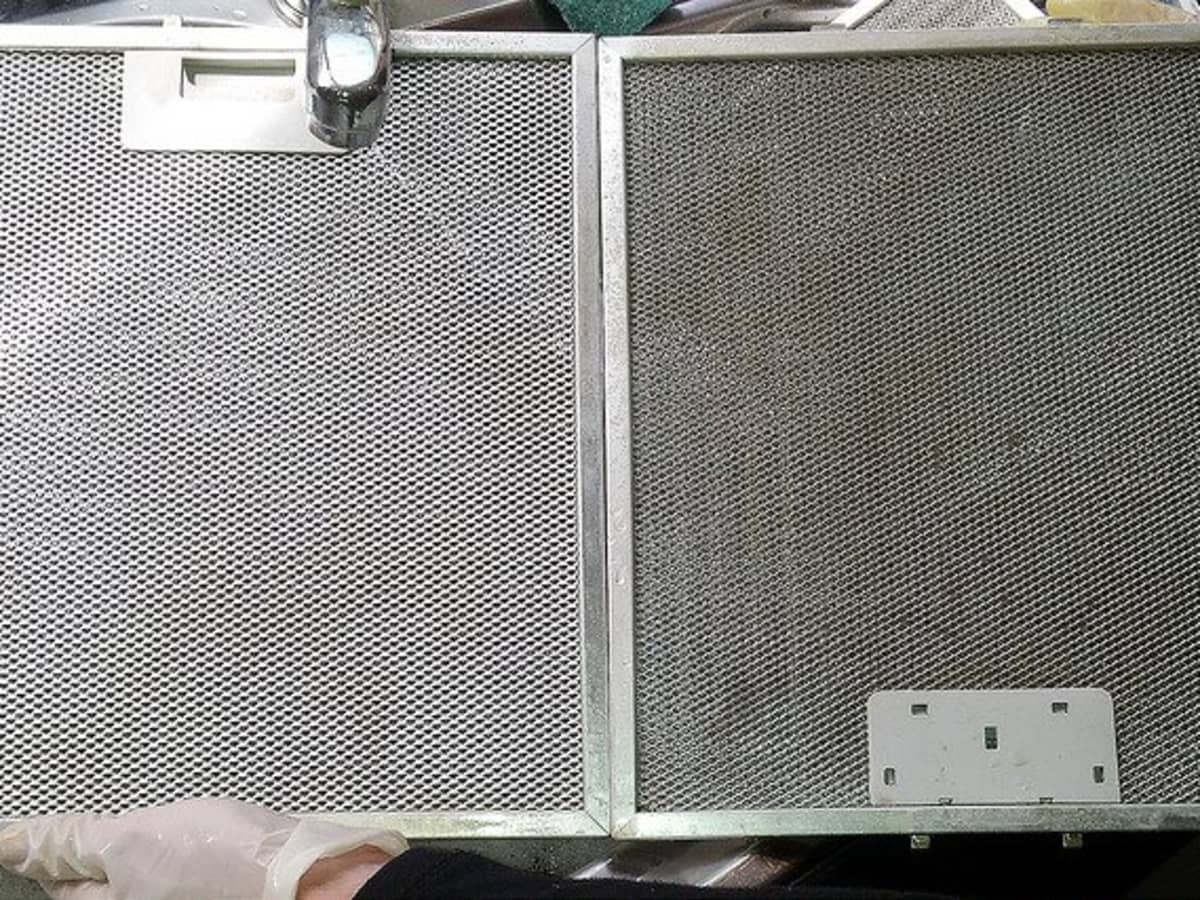 How To Clean Range Hood Mesh Filters 5 Diy Methods Dengarden