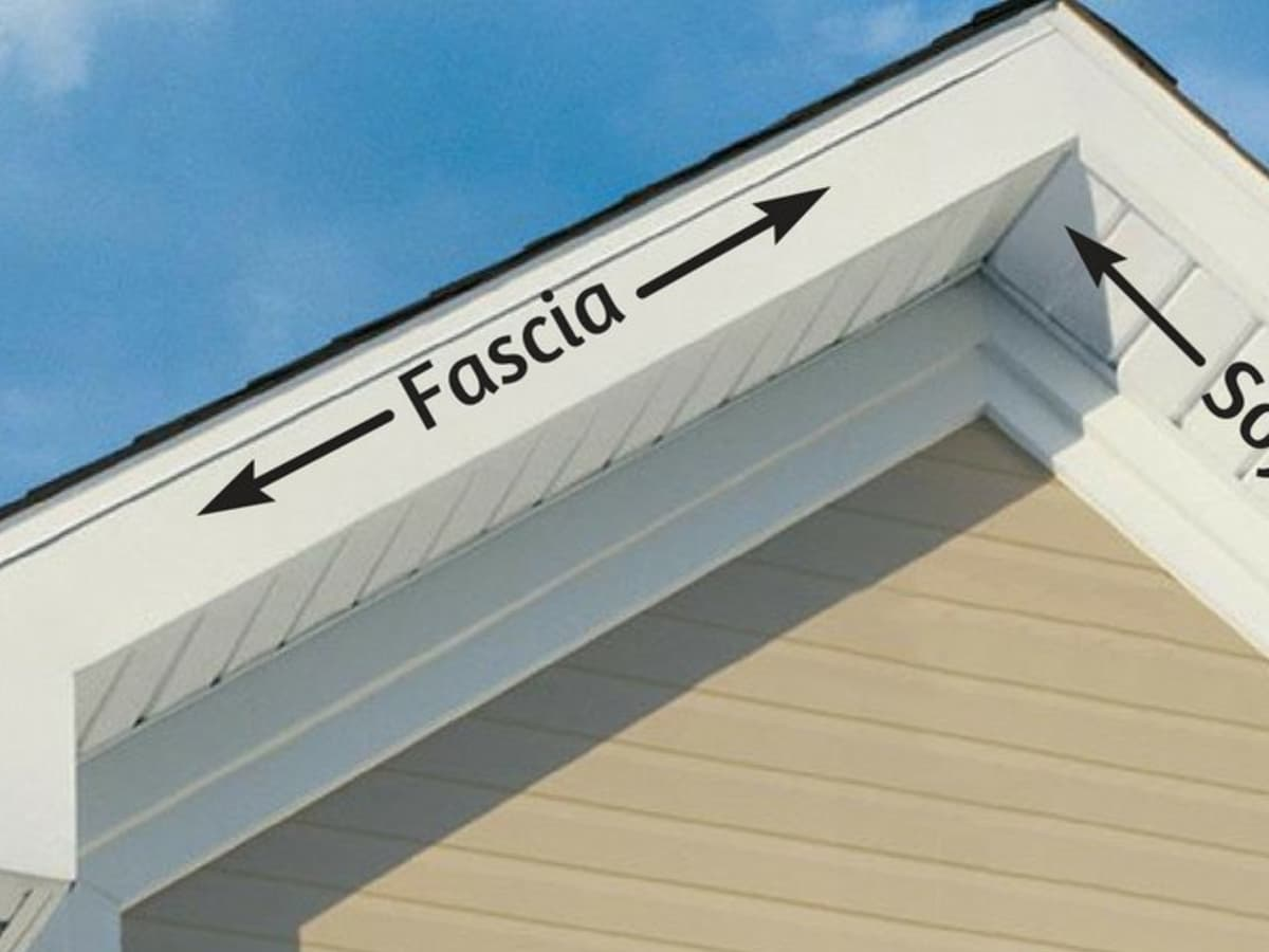 Tips For Painting Soffits And Fascia Boards Dengarden Home And Garden
