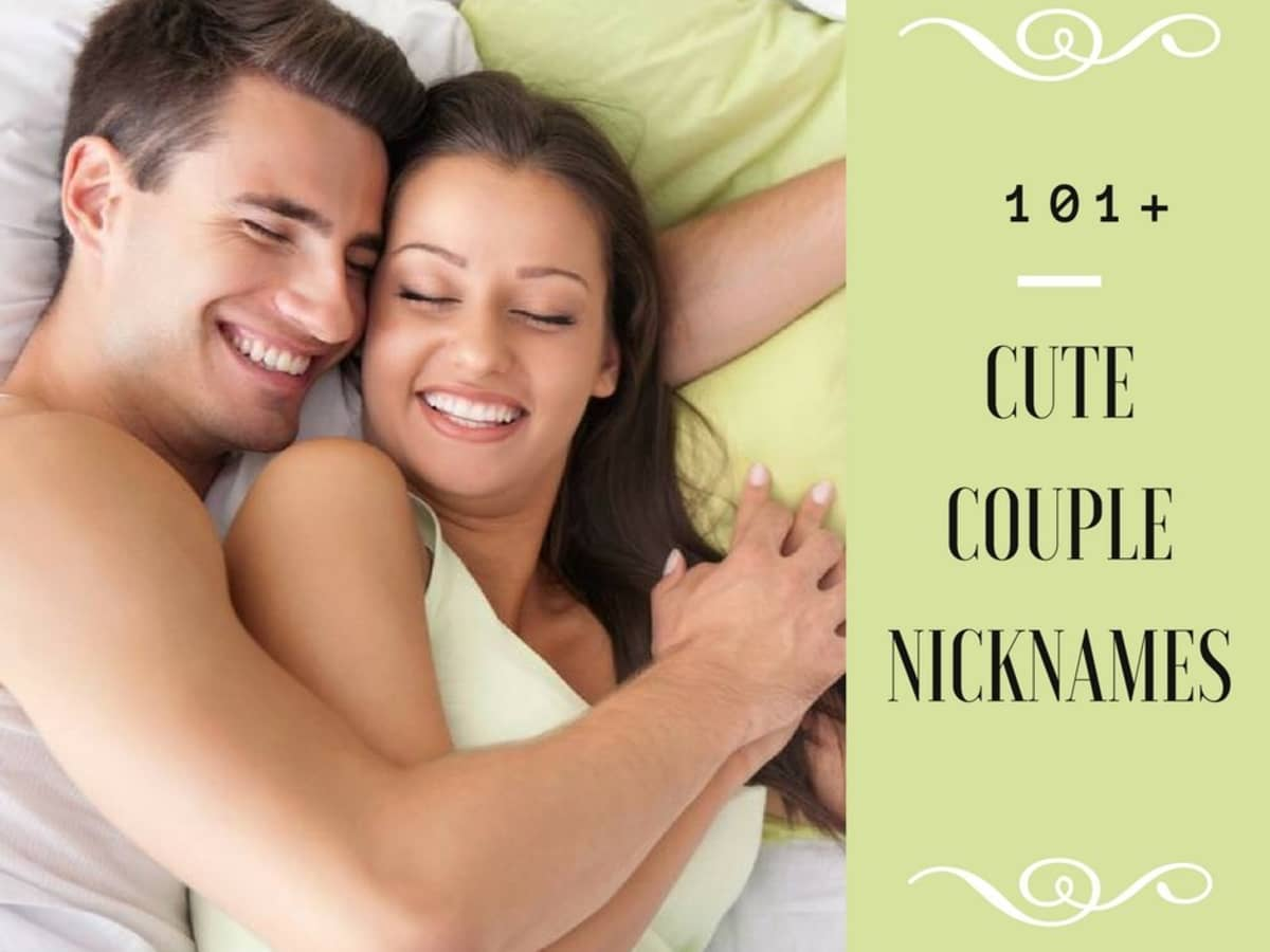 Go couples together for that nicknames Seriously! 23+