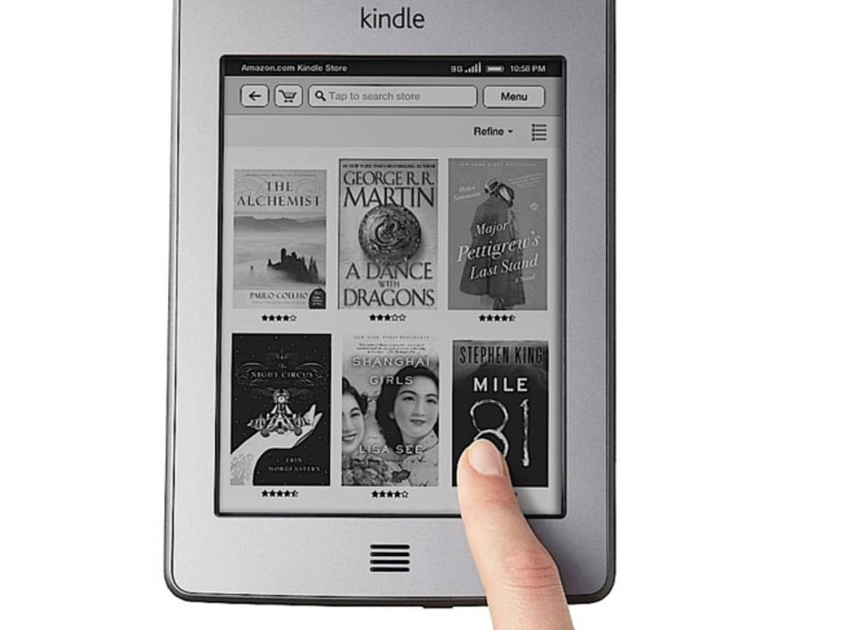 Troubleshooting Kindle Touch Problems Hubpages