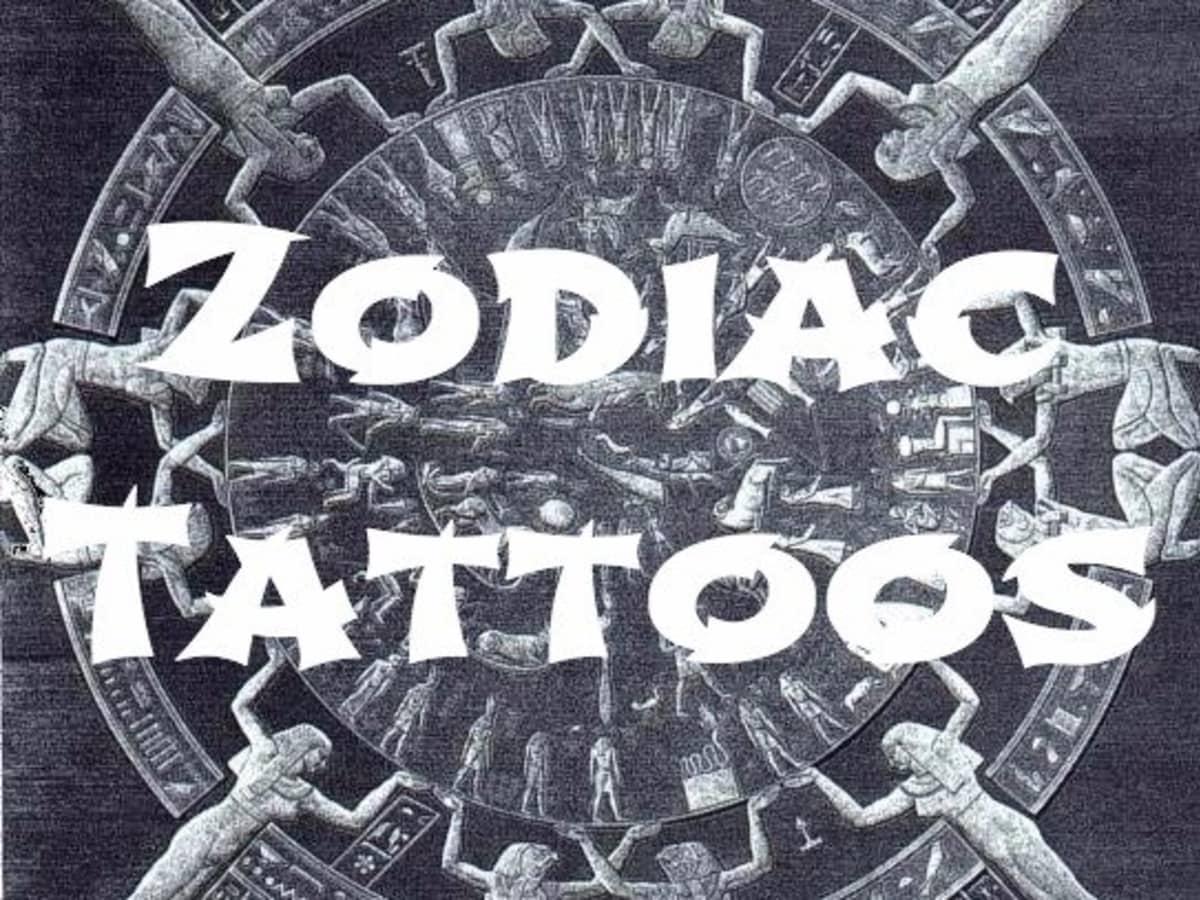 Western Chinese Zodiac Astrology Tattoos Meanings Design Ideas Tatring Tattoos Piercings