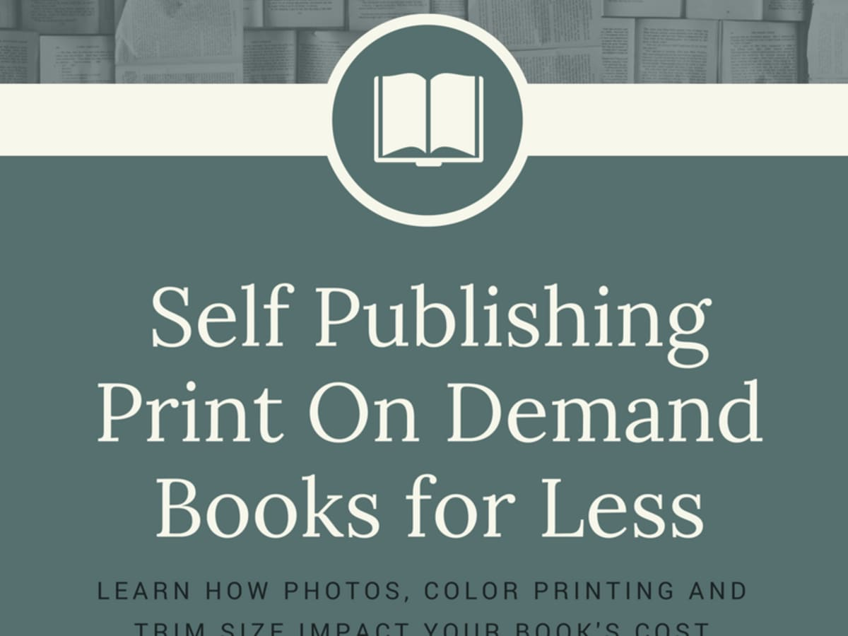 Self Publishing Print on Demand Books for Less   ToughNickel