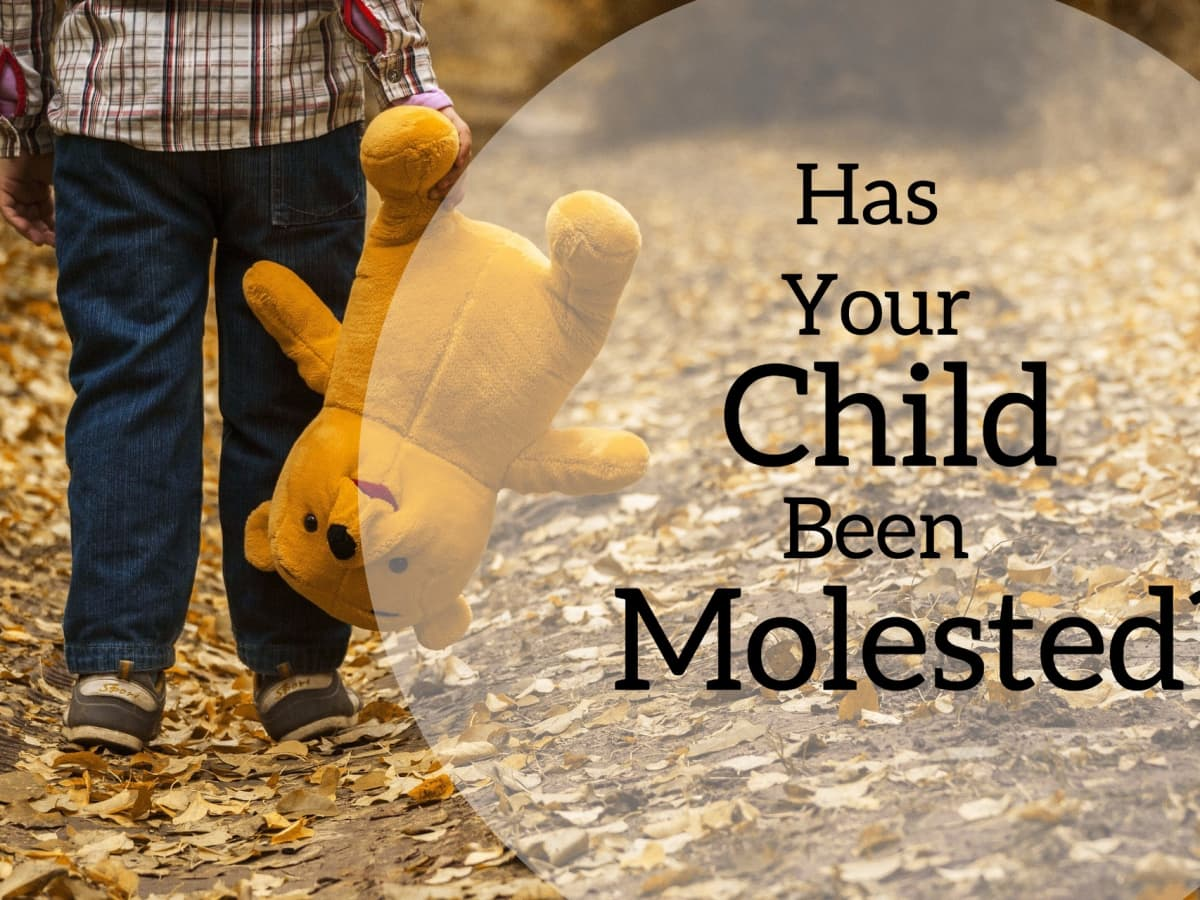 I was molested by my father