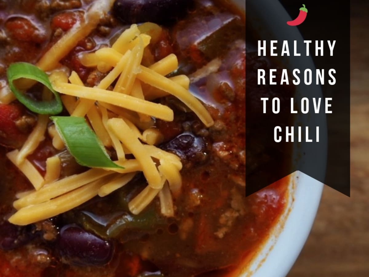 The Top 10 Healthy Reasons To Eat Chili Delishably Food And Drink