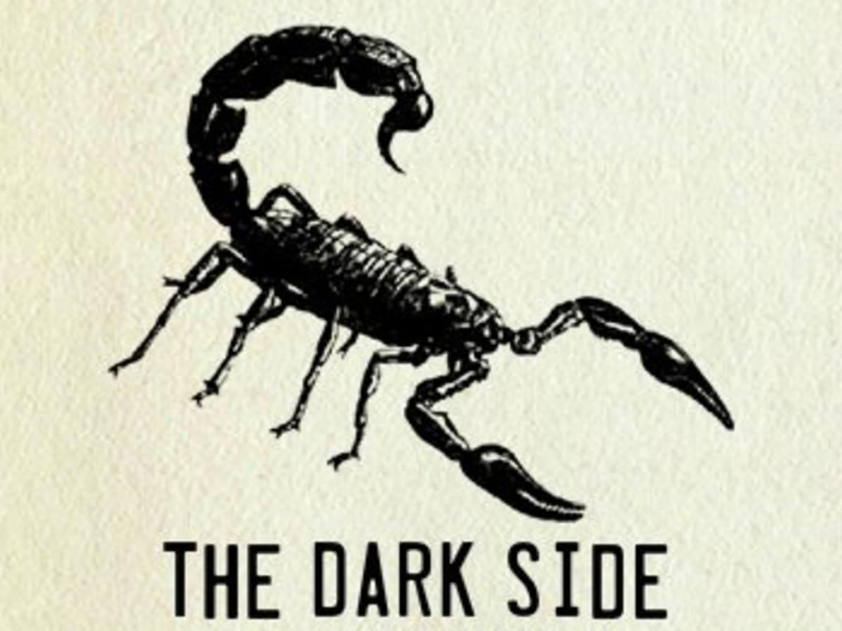 Dark Side Of Scorpio Vengeful Fixated Self Destructive Insecure Exemplore Paranormal