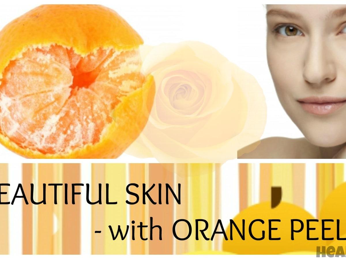 Orange Peel Face Masks for Glowing Skin - Bellatory - Fashion and