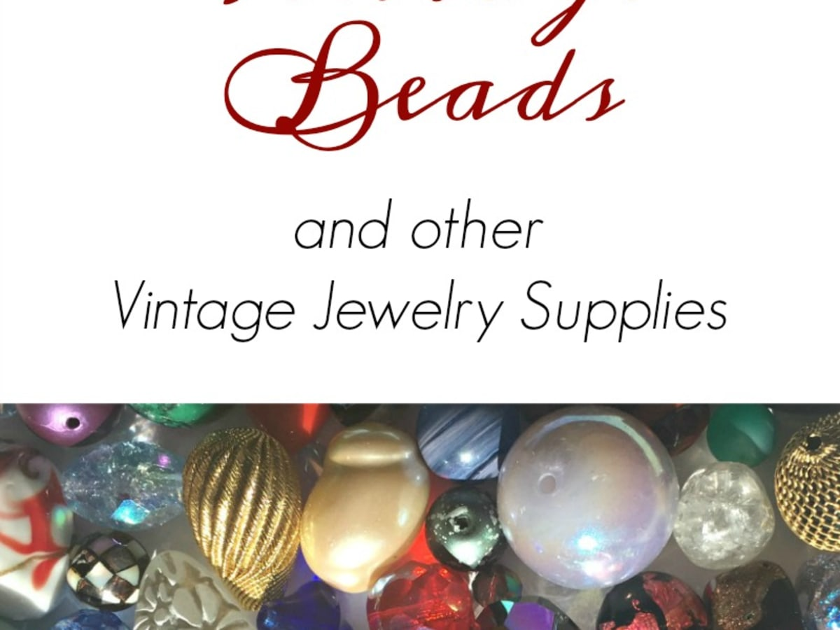 The Best Sources For Vintage Beads Findings And Jewelry Components Feltmagnet Crafts