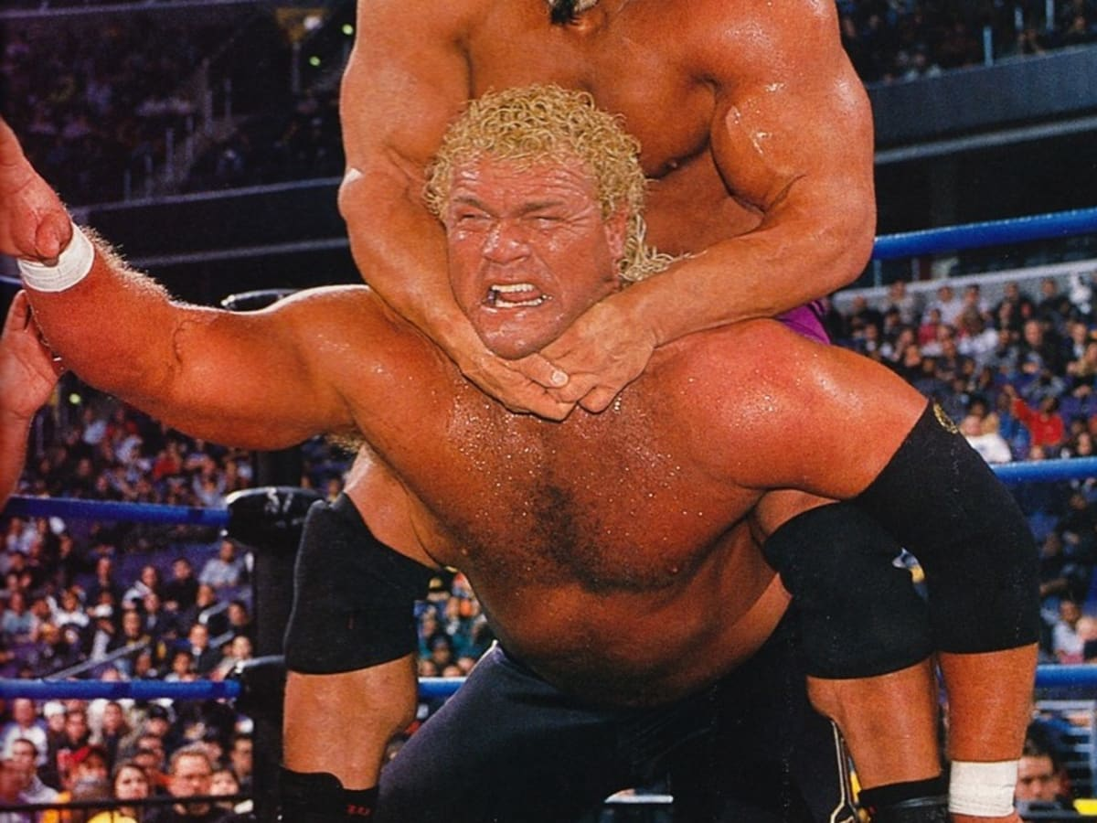 7 Real Moments In The Fake World Of Pro Wrestling Howtheyplay Sports